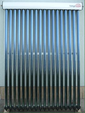 Split (különálló, osztott) napkollektor panel - HP